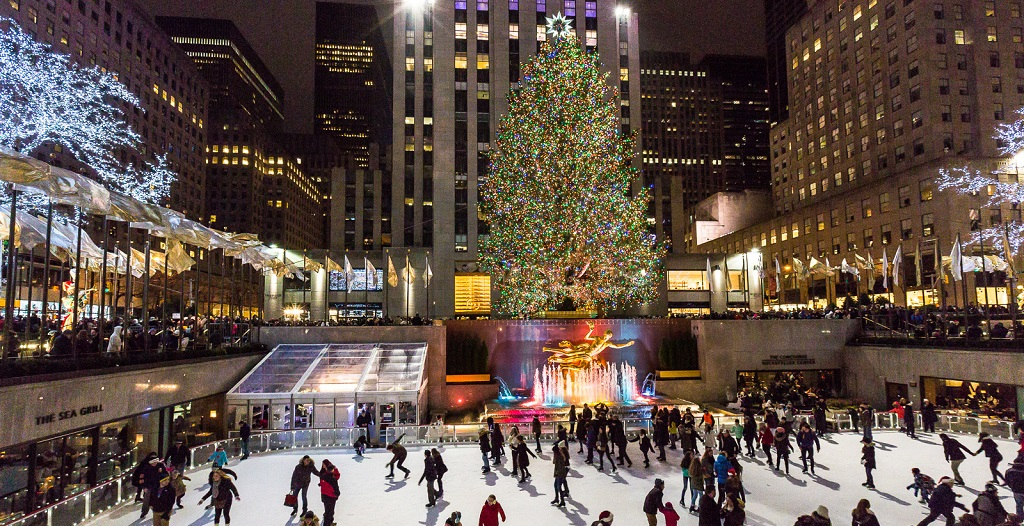 Immagini Natale A New York.Cosa Fare A New York A Natale 2019 Eventi Vivi New York